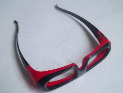 Расширенный диапазон очки 3D Active для домашнего кинотеатра, который несовместим с 3D-Cinema Active System