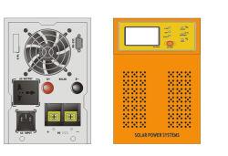 Солнечного ветра гибридный инвертор солнечных фотоэлектрических гибридный инвертор с контроллером