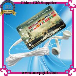 Form-Art-MP3-Player für Geschenk (m-ub05)
