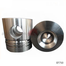 Zuiger 13226-1170, 13216-1860 van Delen Ef750 van de Motor van Hino