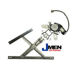 Regulador de la ventana Jmen para Hyundai i30 07- Corea formula FL 824712L000 Motor W/O panel W/O.