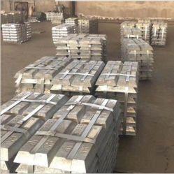 Caliente la venta de lingotes de antimonio 99.85% de lingotes de Sb 99,9 para la venta