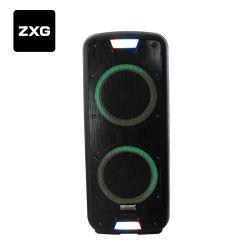 Sistema di altoparlante del carrello altoparlanti del suono da 12 pollici con il sistema alimentato casella portatile del teatro domestico dell'altoparlante del DJ del giocatore del Governo dell'altoparlante del BT FM Bluetooth audio