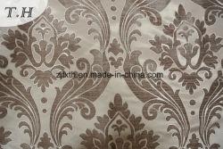 Tipi del tessuto del sofà dell'Europa del Chenille tinti PC (fth31827)