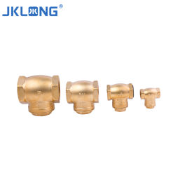 Brass Valve Factory F/F F/M Thread Check Valve Company Hot Sale Product China ManufacturerディストリビューターOEM/ODMは真鍮の小切手弁を卸し売りする
