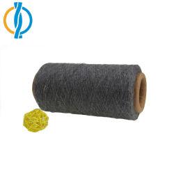 Preço aceitável de fios de manta de bebê Chocolate 24s Braid cobertor de poliésteres