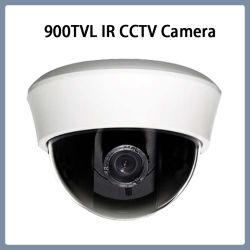 Surveillance 900TVL objectiva varifocal de infravermelho do CMOS de câmera de segurança CCTV Dome de plástico