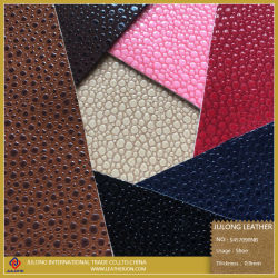 Sellerie brillant Nubuck Chaussures Pattern imitation cuir artificiel PU synthétique