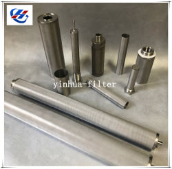 El Filtro de malla de metal sinterizado
