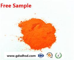 2018 Colorment mais recente toner para pigmento Masterbatch cor-de-laranja