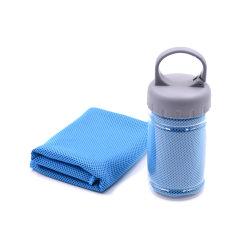 Flasche Paket PVA Fashion Microfaser Ice Cooling Handtuch für Sport