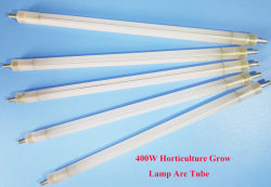 Lâmpada de sódio de horticultura Tubo Arco 600W 400W