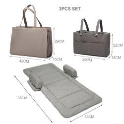 Foldableまぐさ桶旅行ベッドの携帯用ベッドベッドの戦闘状況表示板のお母さん袋