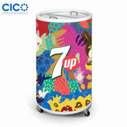 Cico 77L открытый энергетический напиток круглого цилиндра экструдера охладитель/холодильник