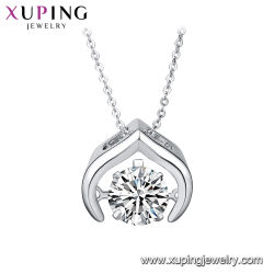 Мода серебристый цвет жемчуг ожерелья