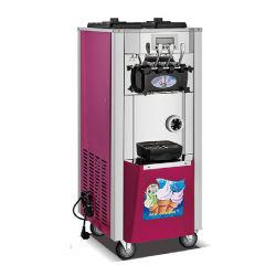 Pré-refrigeração bomba de ar gelado creme máquina de snacks Maker