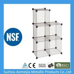 Scaffalature A Cestello In Filo Metallico Scaffale Rack Home Mobili In Metallo