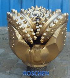 IADC/API/TCI Bit van de Rol van de Tand van /Mill van de Tand van het Carbide/van het Staal van het wolfram Tricone (Rots) voor Olie/goed het Boren Mijnbouw/de Boring van de Mijnbouw Codelco