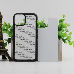 DIY 2D PC em branco caso Telefone por sublimação de plástico com placa de alumínio para iPhone 11