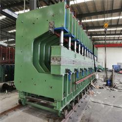 Máquina de moldeo por compresión Vulcanizer goma/máquina de vulcanización de caucho