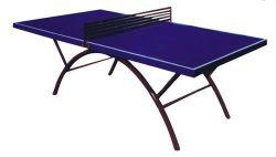 Nouvelle table de ping pong Indoor pliable