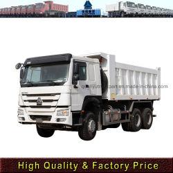 Vrachtwagen van de Kipper van de Vrachtwagen van de Stortplaats HOWO van de Lading van de Prijs 336HP 371HP 6X4 20t-40t van de fabriek de Nieuwe en Gebruikte met Uitstekende Voorwaarde en Beste Prijs