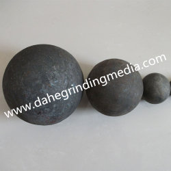 De diámetro. 20mm-150mm/forjado forja/laminado en caliente de acero de laminación en caliente/MEDIOS DE MOLIENDA DE BOLAS Molino de bolas