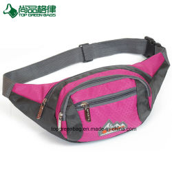 Poliéster moda Fanny Pocket Deportes al aire libre Hip Bag