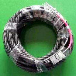 Los cables para el alquiler de aire acondicionado