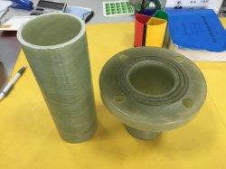 Fibre plastique renforcé de fibre de verre du tube du vérin de PRF Tube pour une solution chimique ou l'eau