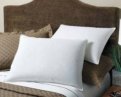 Aangepaste Fire Retardant Polyester Microfiber Pillow