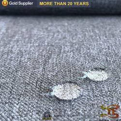 Gabardine die Van kationen van de Polyester van 100% de Waterdichte Duidelijke Stof voor Kledingstuk aanpassen