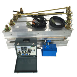 Vulcanización de caucho la máquina, la máquina para la vulcanización de la banda transportadora