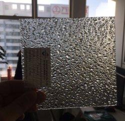 クリア / ティンテッドフロートビルディングウィンドウパターン / フィギュアドダイヤモンドミラー 霜ガラス製造業者の工場建物の反射防止供給