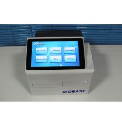 Placa de 96 pocillos Biobase Elisa Laboratorio del Hospital Lector de microplacas y arandela