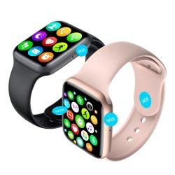 W26 Nouveau 1,75pouces HD plein écran IPS Bt appel cadeau étanche sport Smart Bracelet Watch