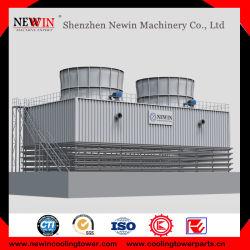 サトウキビ圧搾機の工場のための鉄骨構造の産業冷却塔