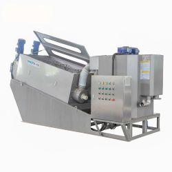 Ce/ISO/SGS de Stedelijke Apparatuur van de Scheiding van de Modder van de Pers van de Filter van de Schroef van de Behandeling van het Water van het Afval Ontwaterende