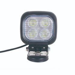 72W 2 줄 투광 조명등 off-Road 48W 작동 빛 LED