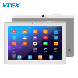 8 10 Polegadas 4G LTE IPS 1280*800 Aaco Quad Core 2g 16g 3G 32g 64G 10 Android Google Gms Wi Fi Tablet PC