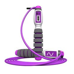 Fitness Training Adjustable Digital Counting Skipping Rope Workout를 위한 속도 Jumping Rope Counter
