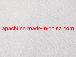 Colchón tejido tela 100% poliéster
