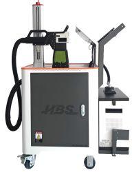 máquina de marcação a laser de fibra Portátil Hbs com tampa de segurança Hbs-Gq-20c