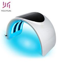 Cuidado de piel PDT de luz LED para eliminar las arrugas más profesional de 7 colores de la máquina de tratamientos de belleza