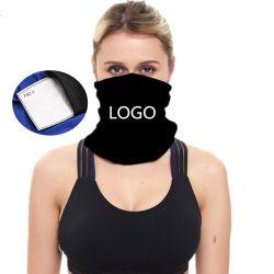 Печать в полном объеме сшитых головные уборы шарфы пользовательские Bandanas ТЧ 2,5 защитную маску для лица с фильтром