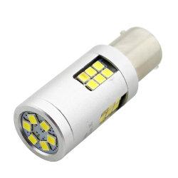 9-30V 1156 Ba15s P21W 30 SMD LED 3030 Ampoule de LED 20W ambre jaune pour voiture Auto Clignotant La lampe de feu arrière de marche arrière de sauvegarde