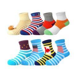 Soem-heißer Verkaufs-reizende Kind-Socken Girls&Boys Baumwollkind-Socken