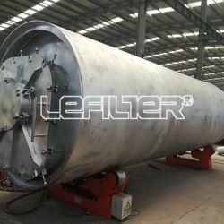 Высокие технологии утилизации отходов шины пиролиза нефти машины для удаления отходов переработки шин для топлива