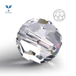 20мм на одно отверстие Crystal швов стеклянной люстрой ослабление подвесной валики для свадьбы