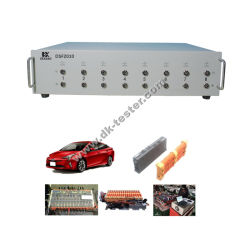 Toyota/Honda/Lexus/Nissan/Ford HEV Car 7.2V/9.6V/14.4V NiMH 배터리 모듈 자동 충전 방전 용량 테스터